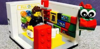 LEGO 40178 VIP
