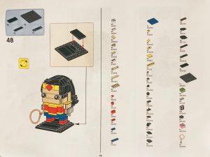 LEGO BrickHeadz Wonder Woman 10