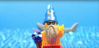 LEGO Merlino il Bagnino