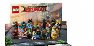 The LEGO Ninjago Movie Collectible Minifigures (71019)