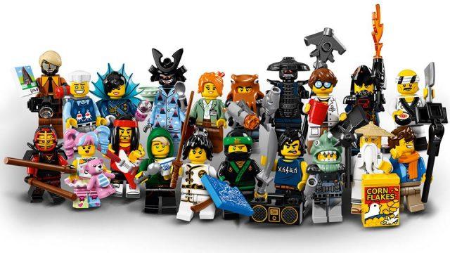 The LEGO Ninjago Movie Collectible Minifigures (71019) 3