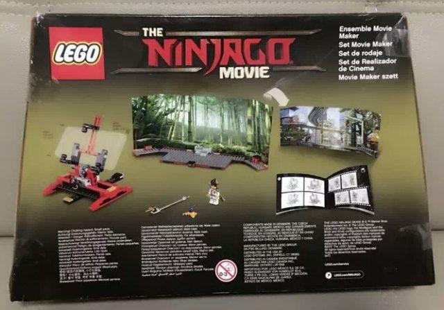 The LEGO Ninjago Movie Maker Set (853702) 2