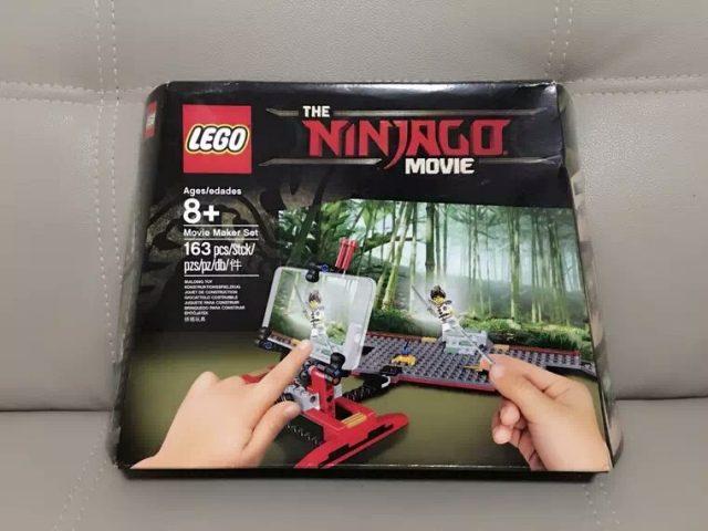 The LEGO Ninjago Movie Maker Set (853702)