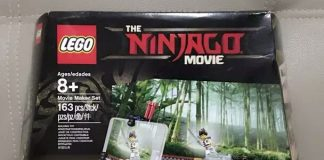 The LEGO Ninjago Movie Maker Set (853702)