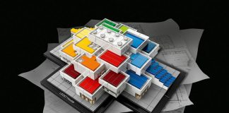 LEGO® Architecture LEGO House (21307)