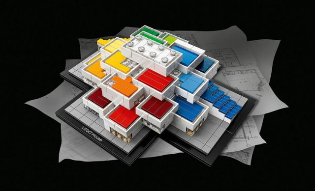 LEGO® Architecture LEGO House (21307)