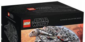 LEGO Star Wars UCS Millennium Falcon 75192