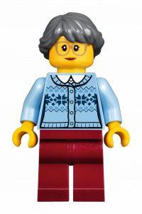 LEGO 10259 Winter Village Station