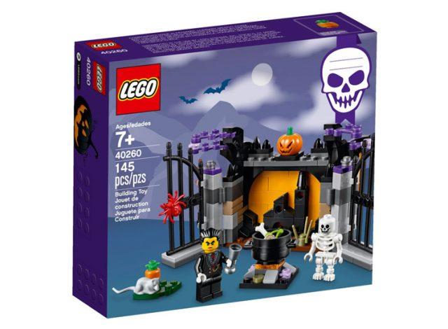 LEGO 40260 - Halloween Haunt