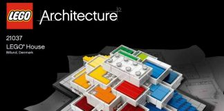 LEGO Architecture LEGO House (21037)
