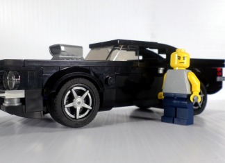 LEGO Fast and Furious