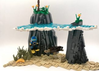LEGO MOC Under The Sea