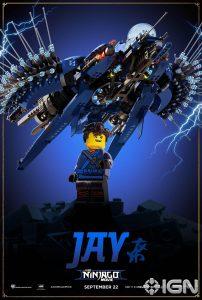 LEGO Ninjago Movie Jay