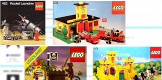 Set commemorativo 60 anniversario LEGO
