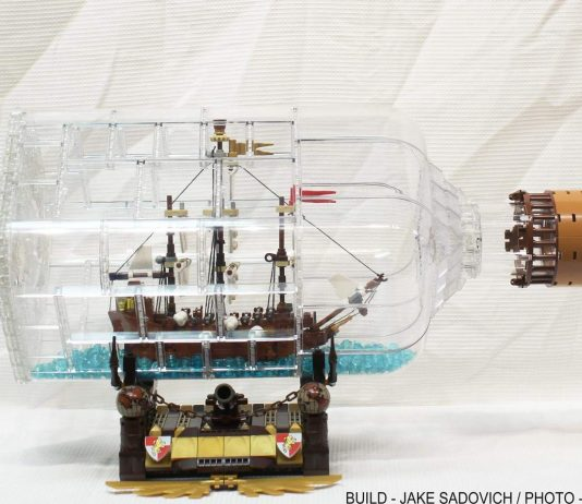 Ship in a Bottle, The Flagship Leviathan