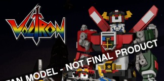 Voltron – Defenders of the Universe