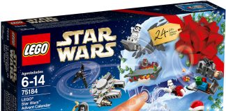 75184 - Calendario Dell'avvento Lego® Star Wars