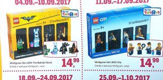 Bricktober 2017 di Toys R Us