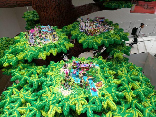 LEGO House Albero Creativita