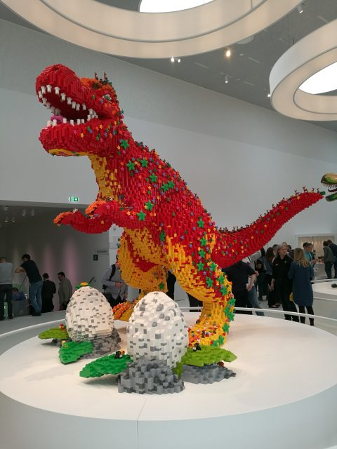 LEGO House Dinosauro