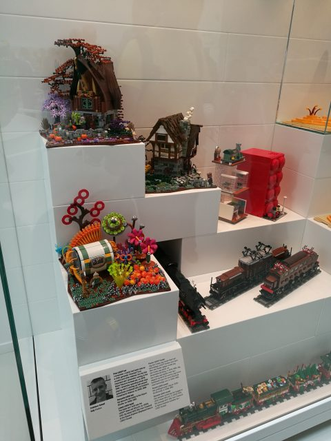 LEGO House Esposizione AFOL
