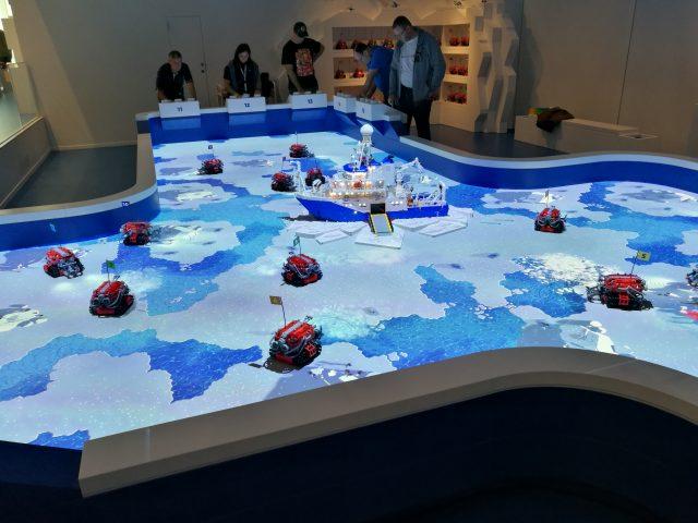 LEGO House Missione Artico