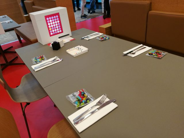 LEGO House Ristorante Tavolo