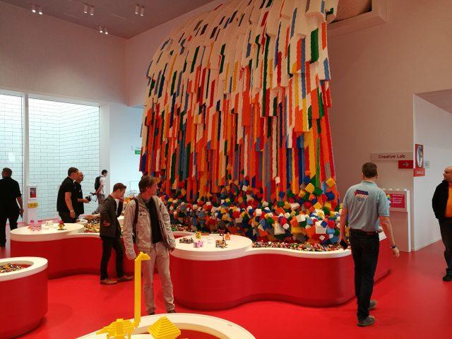 LEGO House zona rossa