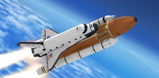 LEGO Ideas NASA Space Shuttle