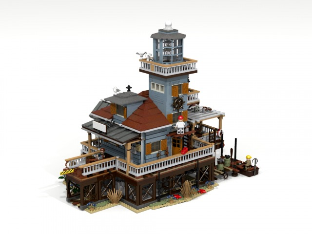 LEGO Ideas - The Lighthouse