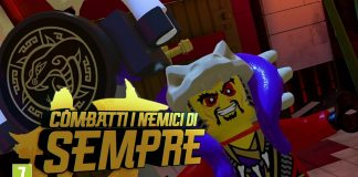 LEGO NINJAGO Il Film - Video Game – Dojo trailer