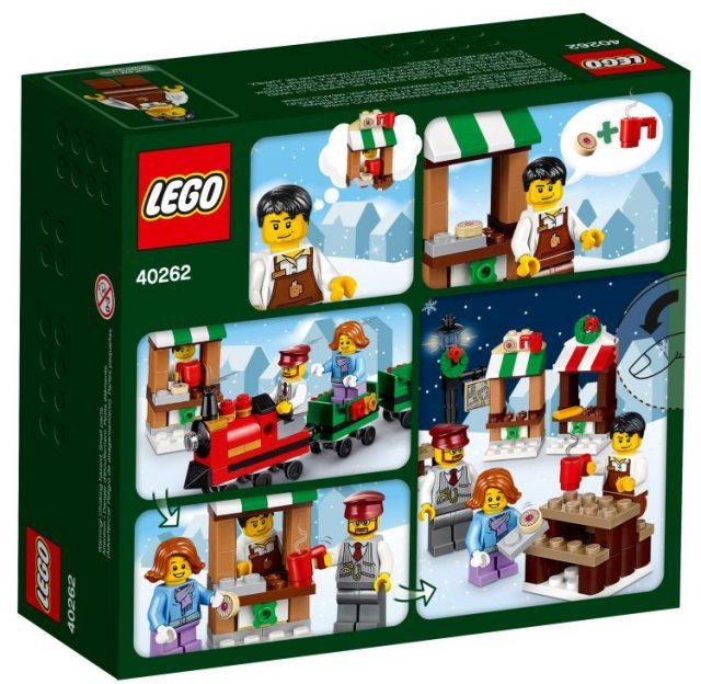 LEGO Seasonal Christmas Train (40262)