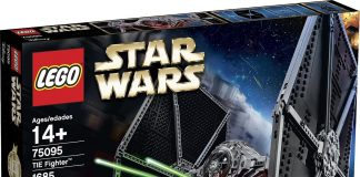 LEGO Star Wars UCS TIE Fighter (75095)