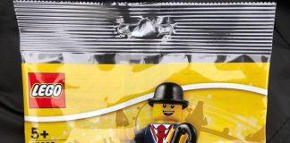 Bustina LEGO di Lester (40308)