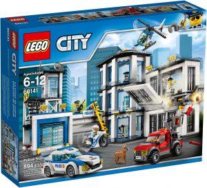 Costruzioni LEGO City 60141 - Stazione Di Polizia
