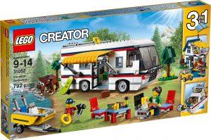 Costruzioni LEGO Creator 31052 - Vacanza Sul Camper