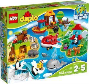Costruzioni LEGO Duplo 10805 - Viaggio Intorno al Mondo