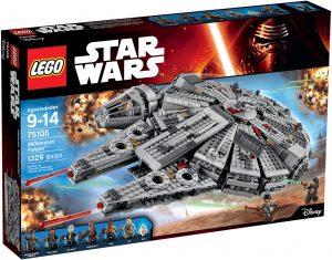 Costruzioni LEGO Star Wars 75105 - Millennium Falcon