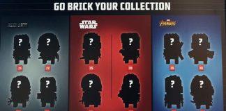 LEGO BrickHeadz 2018