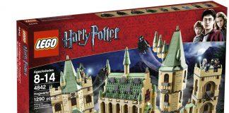 LEGO Castello Hogwarts 4842