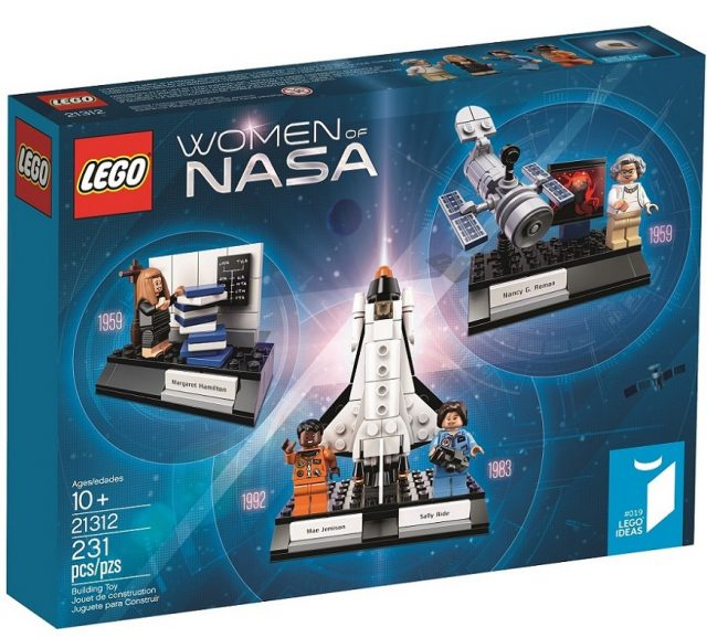 LEGO Ideas Women of NASA (21312)