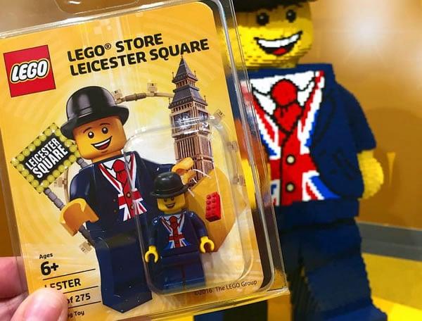 LEGO Lester