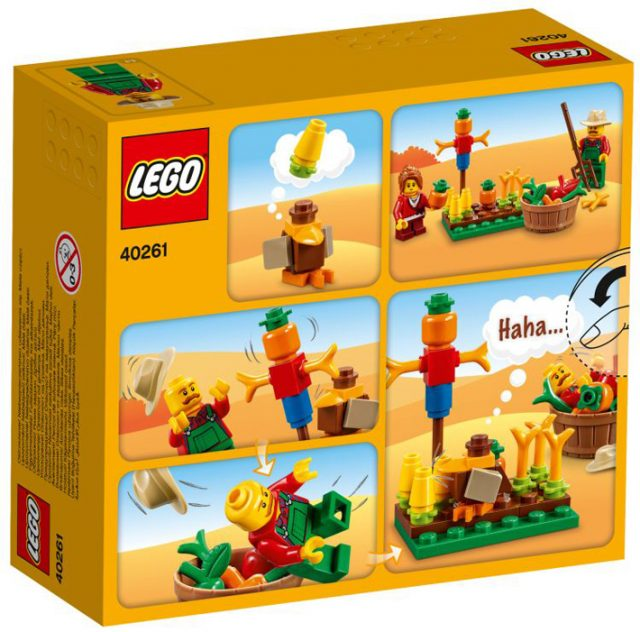 LEGO Stagionale Thanksgiving (40261)