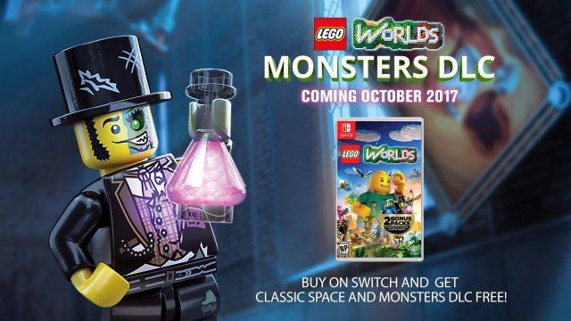 LEGO Worlds Monster
