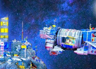 NEMESIS LL9000 LEGO