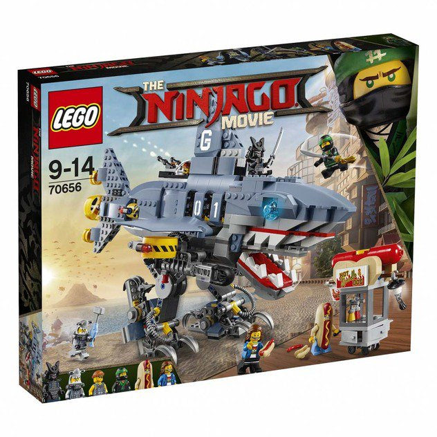 The LEGO Ninjago Movie garmadon, Garmadon, GARMADON! (70656)