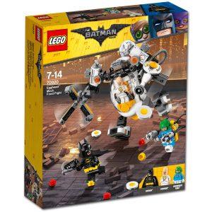 LEGO 70920 The Egghead Mach Food Fight
