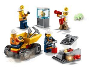 LEGO City 60184 Mining Team