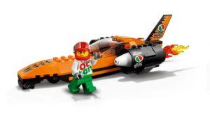 LEGO City 60178 Speed Record Car