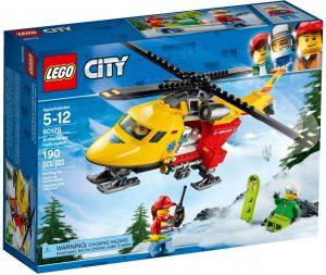 LEGO City Ambulance Helicopter (60179)